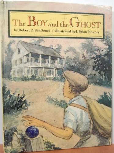 9780671671761: The Boy And The Ghost