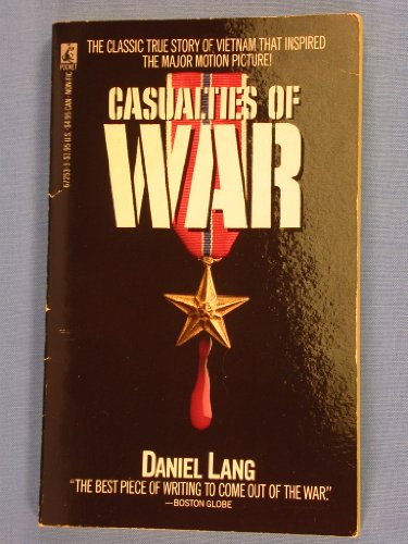 9780671672539: Casualties of War