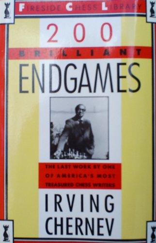 9780671672843: 200 Brilliant Endgames