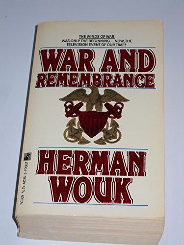 9780671672881: War and Remembrance