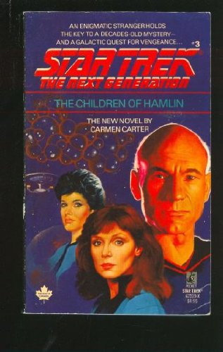 The Children of Hamlin (Star Trek: The: Carmen Carter