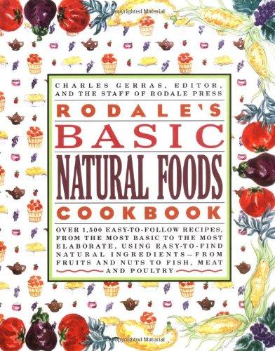 9780671673383: Rodale's Basic Natural Foods Cookbook