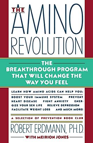 9780671673598: Amino Revolution