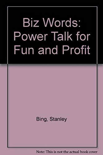 9780671674144: Biz Words: Power Talk for Fun and Profit