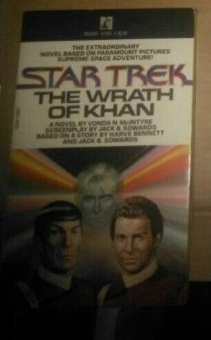 Star Trek II: Wrath of Khan (9780671674267) by McIntyre