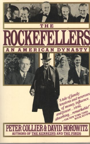 9780671674458: The Rockefellers: An American Dynasty