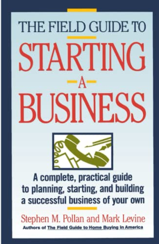 9780671675059: Field Guide to Starting a Business
