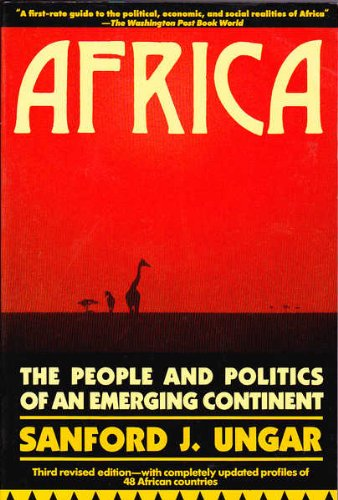 9780671675653: Africa: The People and Politics of an Emerging Continent