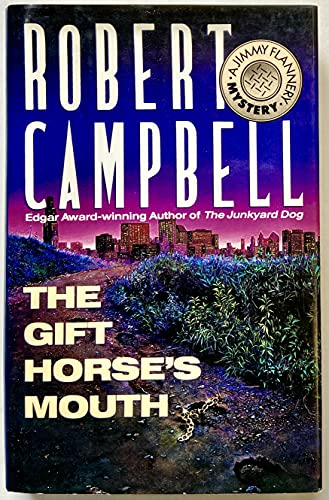 9780671675868: The Gift Horse's Mouth: A Jimmy Flannery Mystery