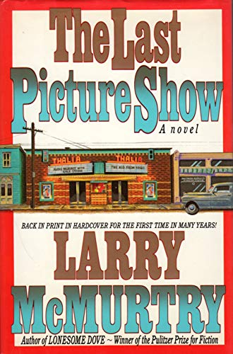 9780671676049: The Last Picture Show