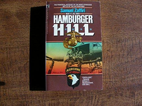 Hamburger Hill: Zaffiri