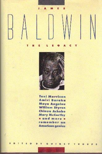 9780671676506: James Baldwin: The Legacy
