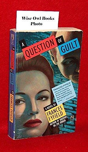 9780671676650: A Question of Guilt
