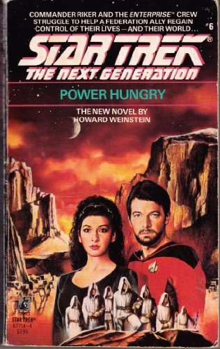 Star Trek: The Next Generation: Power Hungry