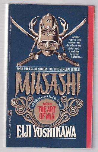 9780671677206: The Art of War: Musashi Book 2