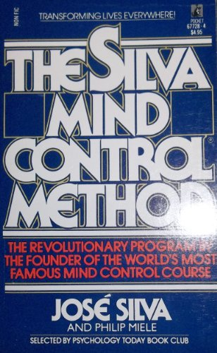 9780671677282: Silva Mind Control Method
