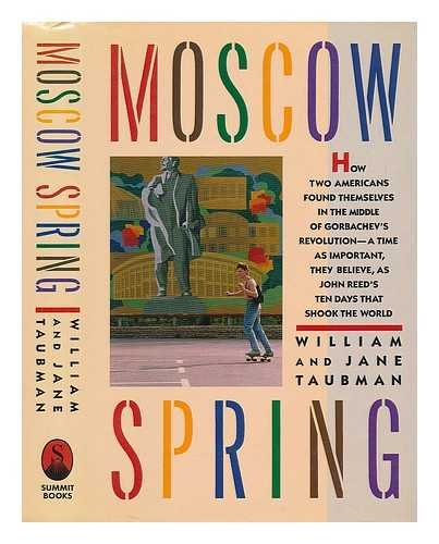 9780671677312: Moscow Spring