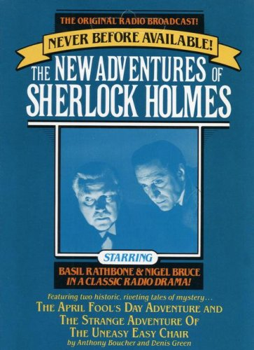 9780671677855: The New Adventures Of Sherlock Holmes: The April Fool's Day Adventure And The Strange Adventure Of The Uneasy Easy Chair (v. 3)