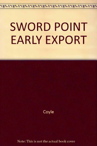 9780671677909: SWORD POINT EARLY EXPORT