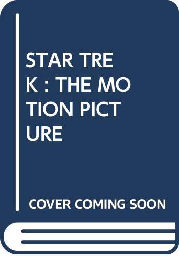 Star Trek: The Motion Picture (0671677950) by Gene Roddenberry