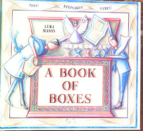 9780671678012: A Book Of Boxes