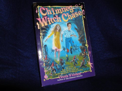 9780671678975: Chimney Witch Chase