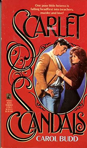 Scarlet Scandals: Budd, Carol