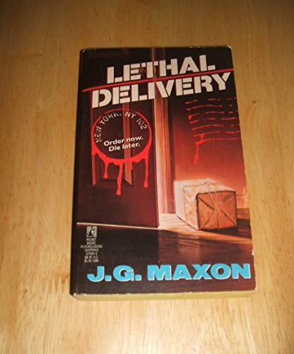 9780671679095: Lethal Delivery