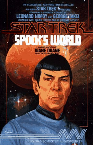 9780671679170: SPOCK'S WORLD (Star Trek: The Original Series)