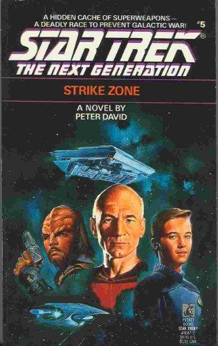 Strike Zone (Star Trek: The Next Generation): David, Peter