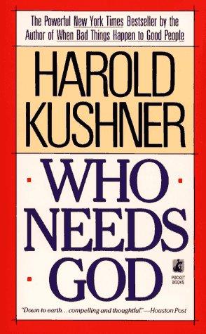 9780671680275: Who Needs God