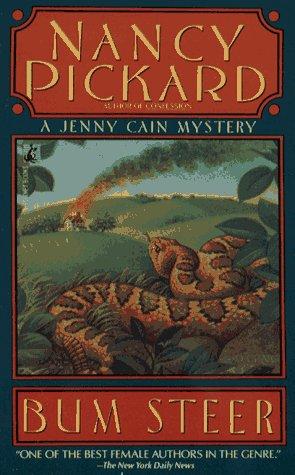 9780671680428: Bum Steer (A Jenny Cain Mystery)