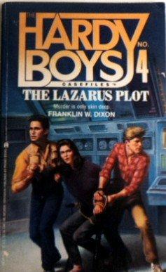 9780671680480: Title: The Lazarus Plot Hardy Boys Casefiles 4