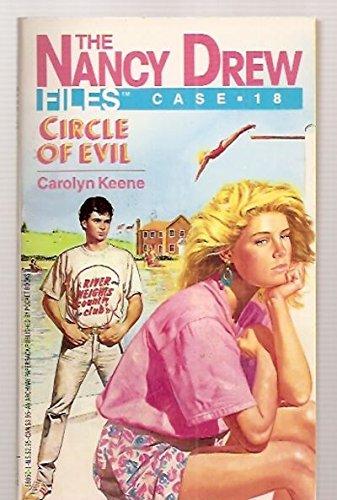 9780671680503: Circle of Evil (Nancy Drew Casefiles, Case 18)