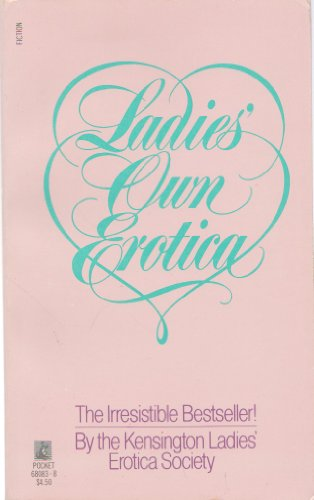 9780671680831: Ladies' Own Erotica