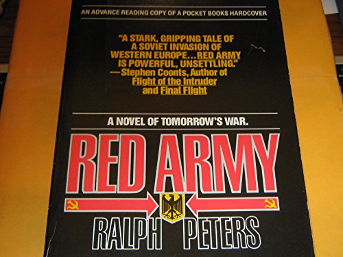 Red Army (0671681370) by Peters, Ralph