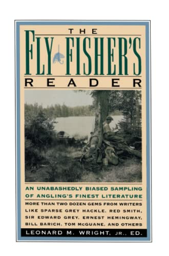 9780671682064: Fly Fisher's Reader: An Unabashedly Biased Sampling of Angling's Finest Literature