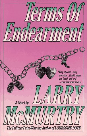 Terms of Endearment 9780671682088 In this acclaimed novel that inspired the Academy Award-winning motion picture, Larry McMurtry created two unforgettable characters who won the hearts of readers and moviegoers everywhere: Aurora Greenway and her daughter Emma. Aurora is the kind of woman who makes the whole world orbit around her, including a string of devoted suitors. Widowed and overprotective of her daughter, Aurora adapts at her own pace until life sends two enormous challenges her way: Emma's hasty marriage and subsequent battle with cancer. Terms of Endearment is the Oscar-winning story of a memorable mother and her feisty daughter and their struggle to find the courage and humor to live through life's hazards -- and to love each other as never before.
