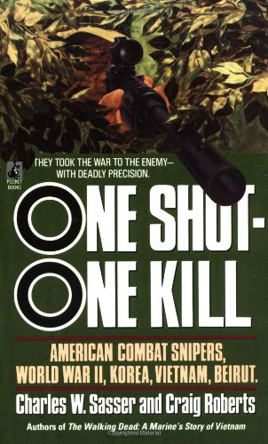 9780671682194: One Shot-One Kill