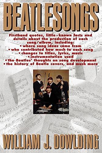 9780671682293: Beatlesongs