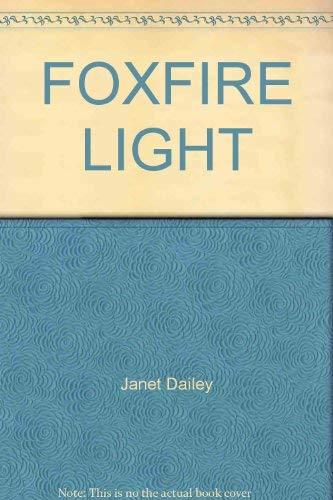 9780671682453: Foxfire Light