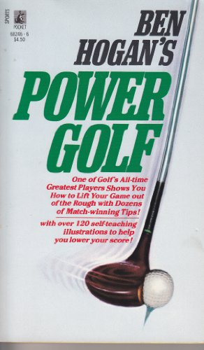9780671682460: Power Golf