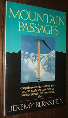 Mountain Passages: Bernstein, Jeremy