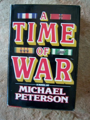 9780671683030: A Time of War