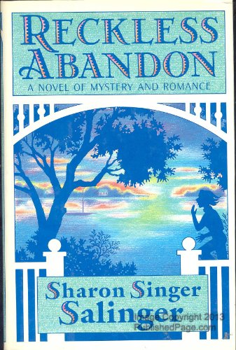 9780671683443: Reckless Abandon: A Novel of Mystery and Romance
