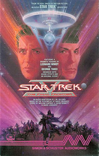 Star Trek 5: The Final Frontier (0671685074) by J.M. Dillard