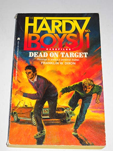 9780671685249: Dead on Target (Hardy Boys Casefiles, Case 1)