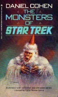 9780671685492: The MONSTERS OF STAR TREK