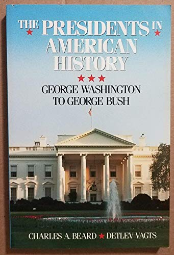 Presidents in American History: Detlev F. Vagts;