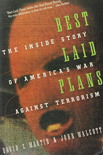 9780671686420: Best Laid Plans: The inside Story of America's War against Terrorism